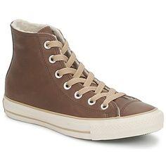 Ψηλά Sneakers Converse ALL STAR LEATHER SHEARLING HI - http://starakia24.gr/psila-sneakers-converse-all-star-leather-shearling-hi-6/
