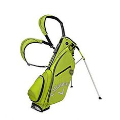 Callaway Golf HyperLite 30 Stand Bag Hyper Green >>> Continue to the product at the image link. Note:It is Affiliate Link to Amazon.