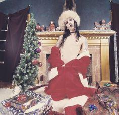 A very merry Manson Christmas---haa love him - rq