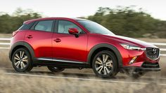 2015 Mazda CX-3 Wallpapers HD