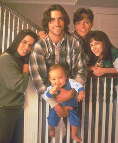 Party of Five...anyone else remember the orphaned salinger family