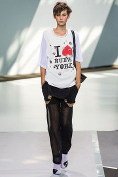 3.1 Phillip Lim Spring 2013 Ready-to-Wear Collection Slideshow on Style.com - BLING A TSHIRT
