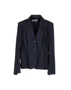 #Gattinoni giacca donna Blu scuro  ad Euro 81.00 in #Gattinoni #Donna abiti e giacche giacche