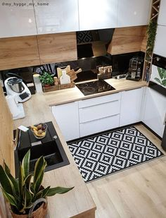 Kitchen Room Design, Home Room Design, Home Design Decor, Modern Kitchen Design, Home Decor Kitchen, Interior Design Kitchen, Home Kitchens, Diy Home Decor, Interior Decorating