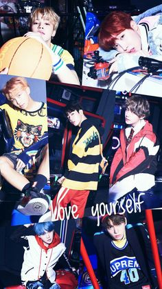 BTS #LoveYourself