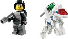 Space Police LEgo