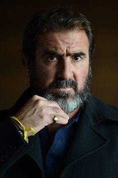 Eric Cantona says he would love to succeed Sir Alex Ferguson as manager of Manchester United, but hopes Sir Alex is Manchester United manager for ever.