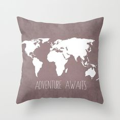 Individually cut and hand-sewn pillow cover made from 100% spun polyester poplin fabric with a slight canvas texture. The design is printed on both sides and finished with a concealed zipper for ease