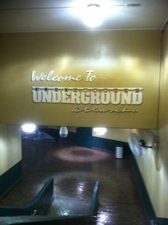Maybe some shopping in Underground Atlanta