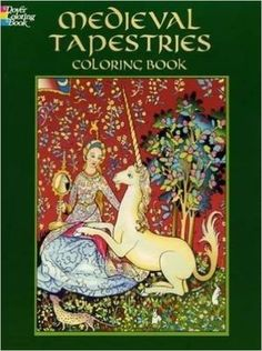 Medieval Tapestries Coloring Book (Dover Fashion Coloring Book) 9780486436869 Condition: New Notes: BRAND NEW FROM PUBLISHER! Tracking provided on most orders. Buy with Confidence! Millions of books sold!