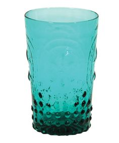 Take a look at this True Fabrications Blue Embossed Tumbler Set on zulily today!