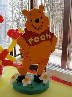Piñatas de Winnie pooh - Buscar con Google