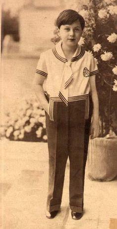 King Farouk of Egypt