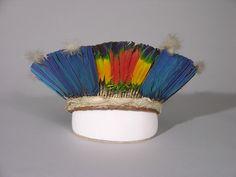 Headdress from Guyana