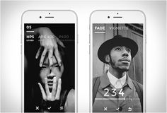 APP PARA FOTO PRETO E BRANCO -BLACK  Black é uma nova app para você ter se adora uma bela fotografia em preto e branco.  Veja mais detalhes no site.