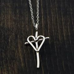 925 Sterling Silver Open Design CZ-Accented Maltese Cross Necklace