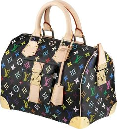 Louis Vuitton Multicolor Handbag ...