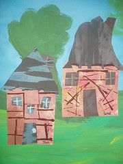 Tudor Houses Tudor Style Homes, Tudor House, Art Lessons, The Past, Merry, Houses, Explore, History, Architecture