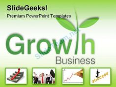 Growth Business People PowerPoint Backgrounds And Templates 1210 #PowerPoint #Templates #Themes #Background