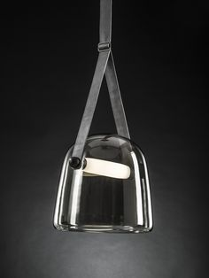 MONA by Brokis. Check out our new Mona Medium Pendent!  Design by Lucie Koldova. Brokis - Light - Handmade - Bohemian glass.
