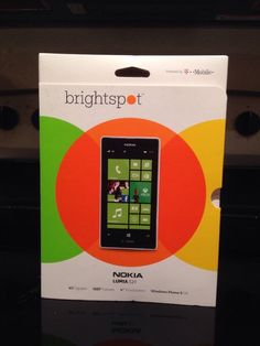 "NOKIA LUMIA 521 4"" 4G WINDOWS PHONE 8 OS (T-Mobile MVNO) *FREE TARGET GIFT CARDS http://www.ebay.com/itm/271755299904"