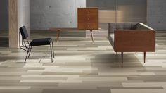 Marmoleum Modular Er is een vloer die zich voegt naar uw gevoel. Play with ... Modular biedt u de mogelijkheid om zelf uw eigen unieke vloer te ontwerpen.