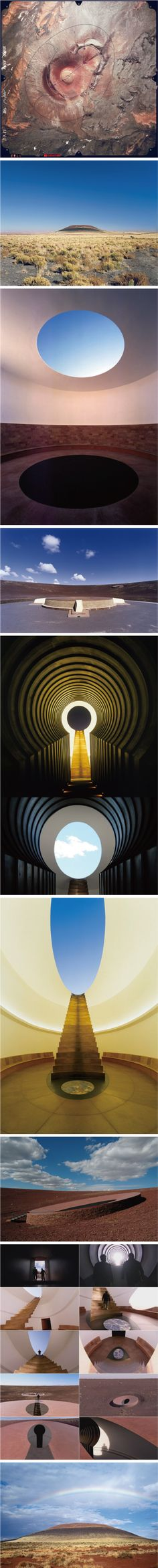 James Turrell - The Roden Crater Project