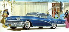 1958 Buick Limited ad
