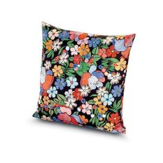 Missoni Home Palmeira Pillow 16X16 ($202) ❤ liked on Polyvore