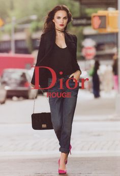 Natalie Portman | Dior LOVE this poster