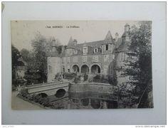 Dornes chateau - Delcampe.net