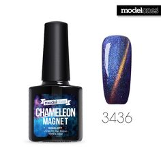 2016 Beauty 1Pcs 10ml Chameleon Cat Eye Nail Gel Polish Nail Art Soak Off Gel Polish Need UV LED Lamp Varnishes  Price: 2.40 USD