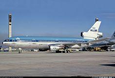 KLM Royal Dutch Airlines McDonnell-Douglas DC-10-30