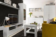 Dinaro - pokój dzienny #nowoczesne #new #meble #furniture #ideas #inspiration #pomysł #salon #livingroom #modern #interior