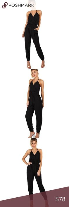 Helpful Spaghetti Strap Casual Sleeveless Jumpsuits 2019 New Summer O-neck Black White Rompers Sexy Backless Streetwear Jumpsuit Excellent In Cushion Effect Jumpsuits