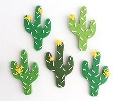 Chocolate Cacti DIY