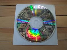 ROCKET FROM THE TOMBS Rocket Redux Promo Sampler 3 Track CD Garage Rock Punk