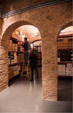 Monvínic Store Barcelona | Alfons Tost Interior design Barcelona, Spaces, Wine, Interior Design, Store, Nest Design, Home Interior Design, Interior Designing, Larger