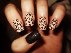cheetah nail designs 2013 Cheetah Nail Designs Tips