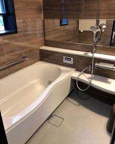 Washroom, Bathtub, House, Instagram, Standing Bath, Home, Laundry Rooms, Bathtubs, Haus