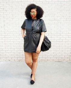 Stop Complaining and Be Confident, These Are Stylish Outfit Ideas for Plus Size  http://www.ferbena.com/stop-complaining-and-be-confident-these-are-stylish-outfit-ideas-for-plus-size.html