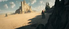 ArtStation - Kingdom of the Desert, Jan Vavrusa