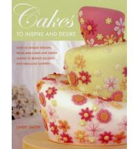 A collection of 15 celebratory cakes, each with a modern and distinctive finish. This title features colour photographs which display a variety of traditional and contemporary styles from florals and frills to stripes and beadwork.