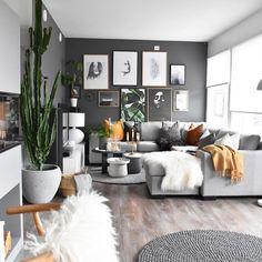 Inspiring Living Room by @marenbaxter 😮