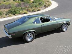 Chevy Nova 1970s