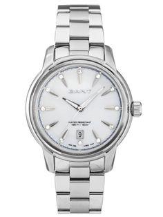 GANT BLOOMFIELD | W70422 Rolex Watches, Quartz, Stainless Steel, Diamond, Accessories, Women, Products, Glove, Damask