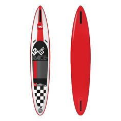 """The 2015 Red Paddle CoTwelve Six Raceinflatable stand up paddle board will amaze you,this board means business. It went on a diet and lost 2"""" at the waist, for an even faster 28"""" width. The ideal race board for the first timer, heavier rider or anyone wanting high speeds with an easy ride. A stripped down racingthoroughbred, weight is saved by having deck gripin only the most essential areas. The rocker line isdesigned to give fast glide and ride, while the single nose fin helps…"""