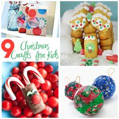 9 Christmas Crafts and Activities for Kids