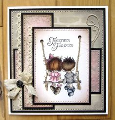 Together Forever by stiz2003 - Cards and Paper Crafts at Splitcoaststampers