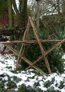 What a great idea to do with the twigs